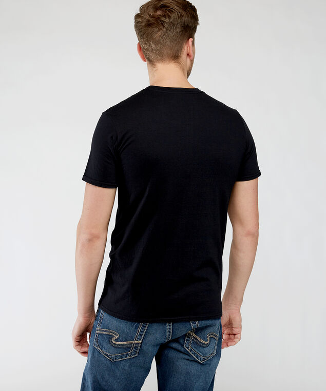 kindness matters tee, Black