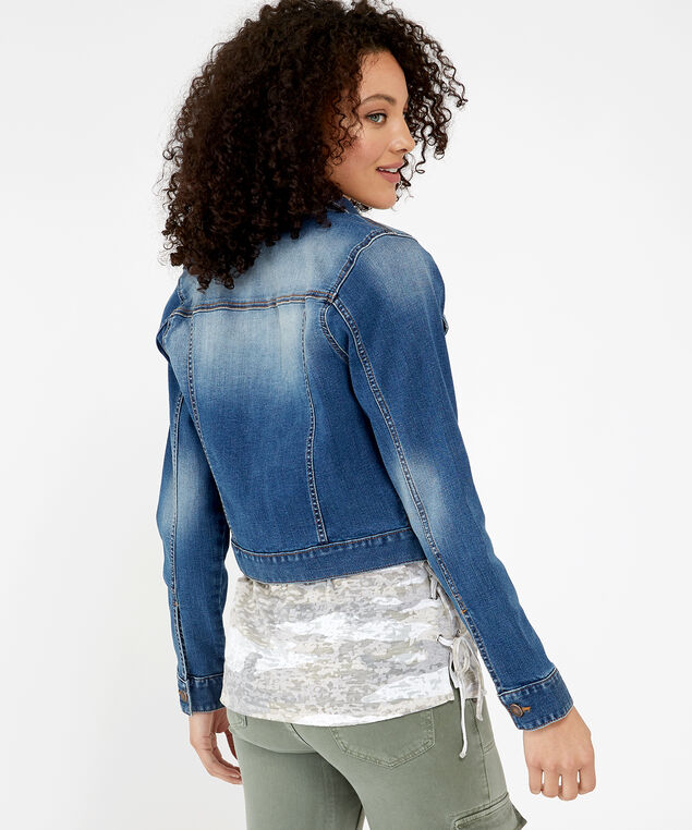 denim jacket dsw, DSW, hi-res