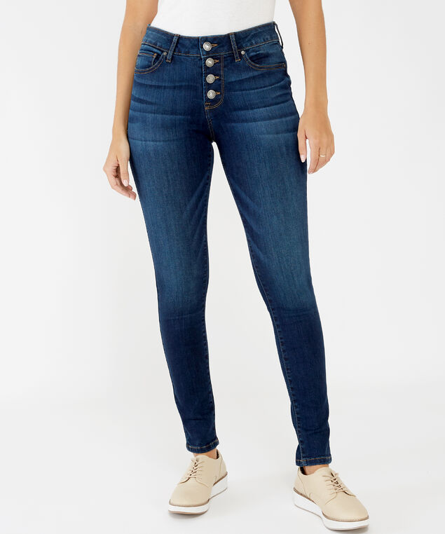skinny button fly dsw, , hi-res
