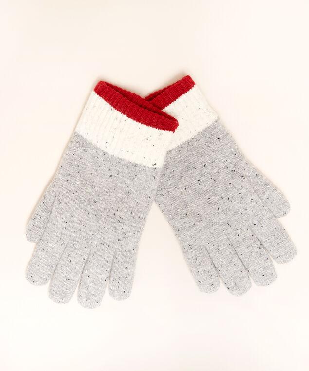 men's cabin glove, CHARCOAL CABIN, hi-res