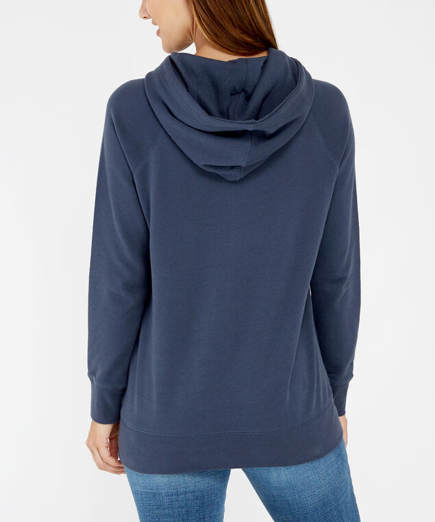 side button hoodie - wb, Blue, hi-res