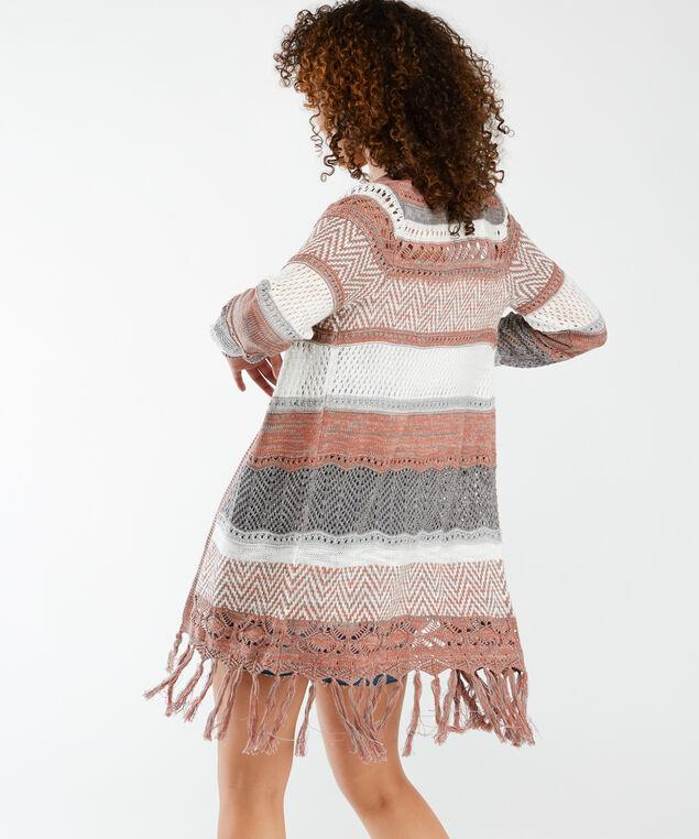 madison, Multi Coloured Stripe
