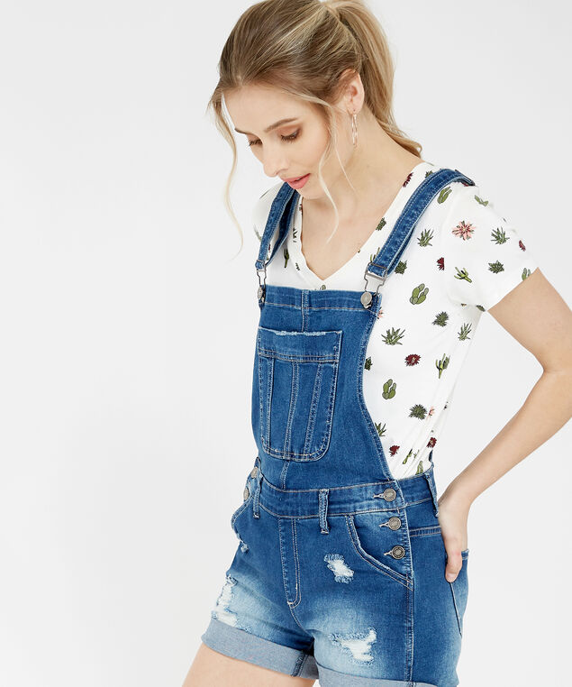 overall shorts kc5130m, MSW, hi-res