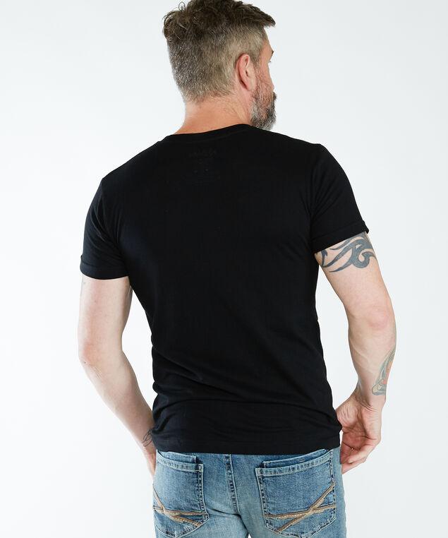 def leppard hysteria tee shirt, Black