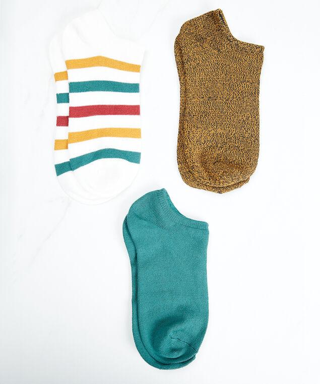 super soft socks, Green Mix