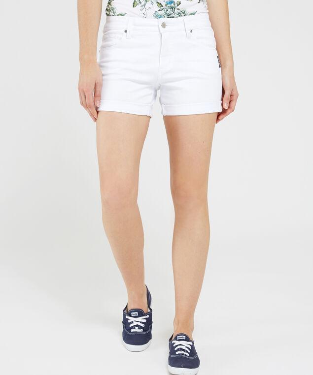 white boyfriend short sac019 - wb, White, hi-res