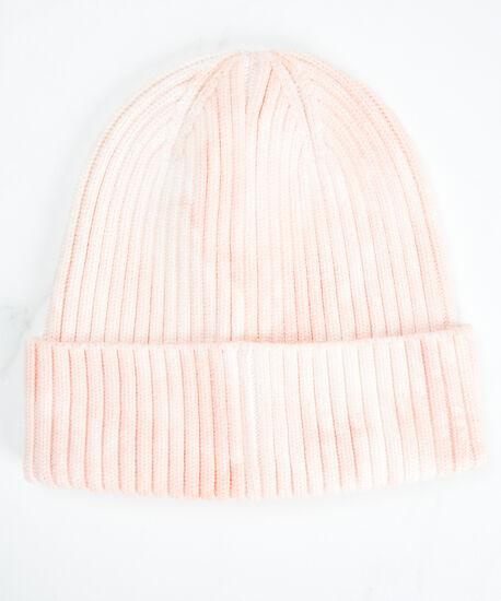 tie dye beanie, Pink, hi-res