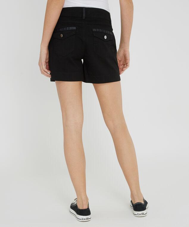 front pocket short - wb, BLACK, hi-res