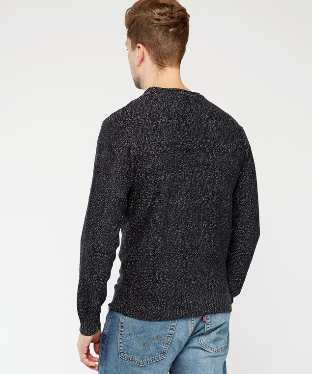 pullover sweater, Navy