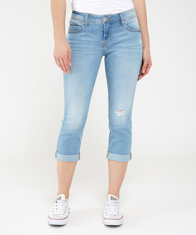 denim capri lsw, , hi-res