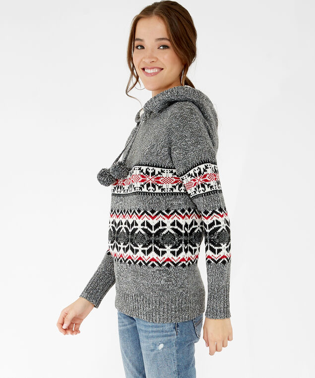 helix h19, Grey Fairisle, hi-res