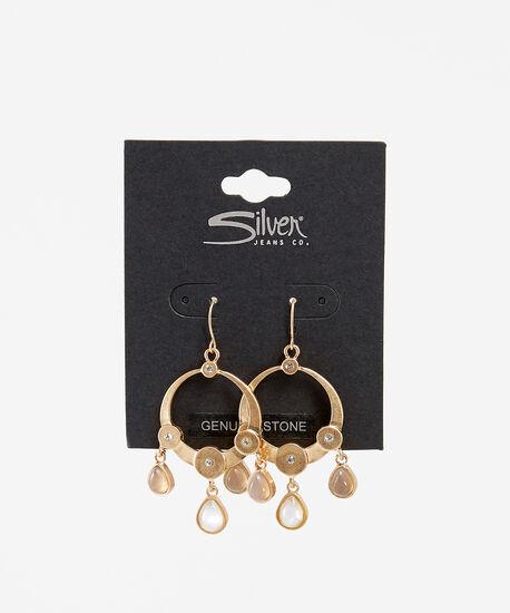 chandelier hoops, GOLD, hi-res