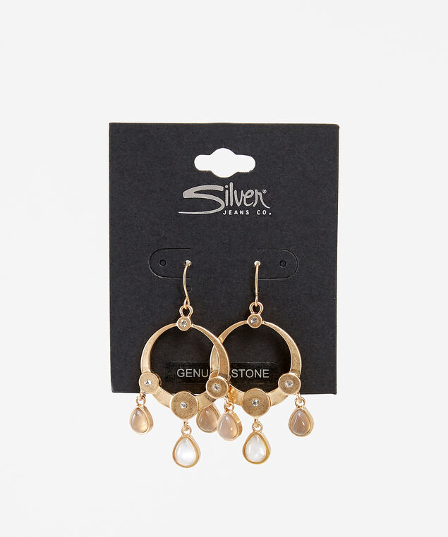 chandelier hoops, GOLD, hi-res