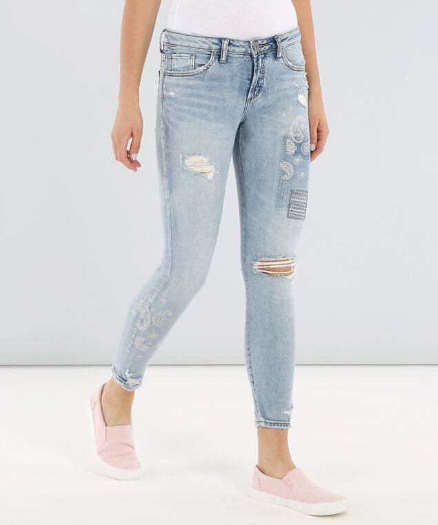 aiko ankle skinny - wb, , hi-res