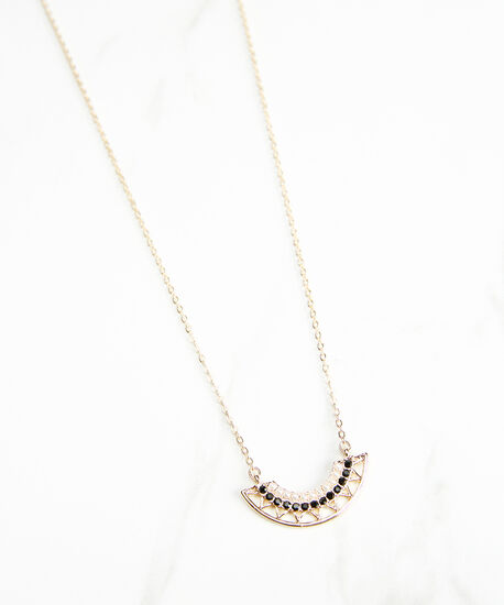 pendant necklace, GOLD, hi-res