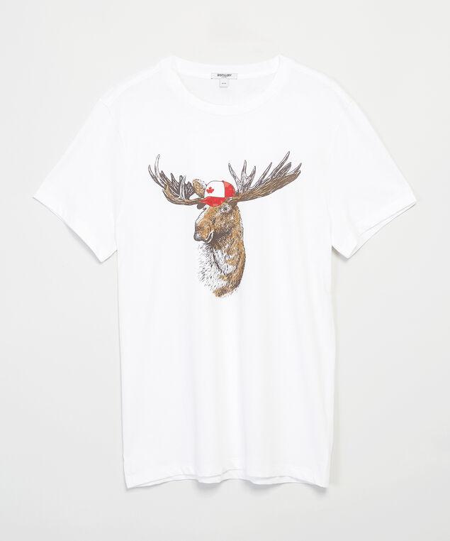 canada moose, White, hi-res