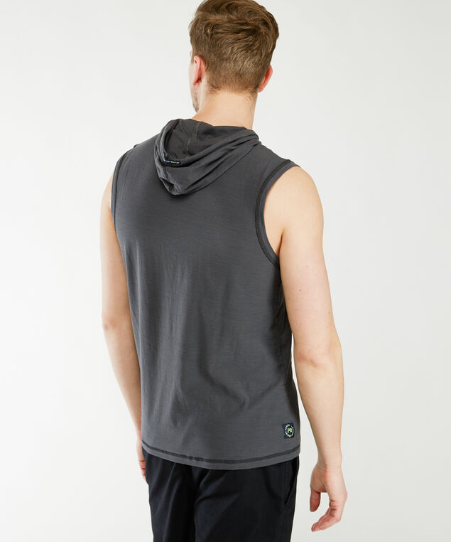 endless muscle shirt, Charcoal