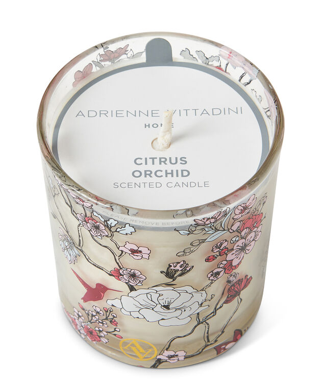 citrus orchid scented candle - wb, CHERRY BLOSSOM, hi-res