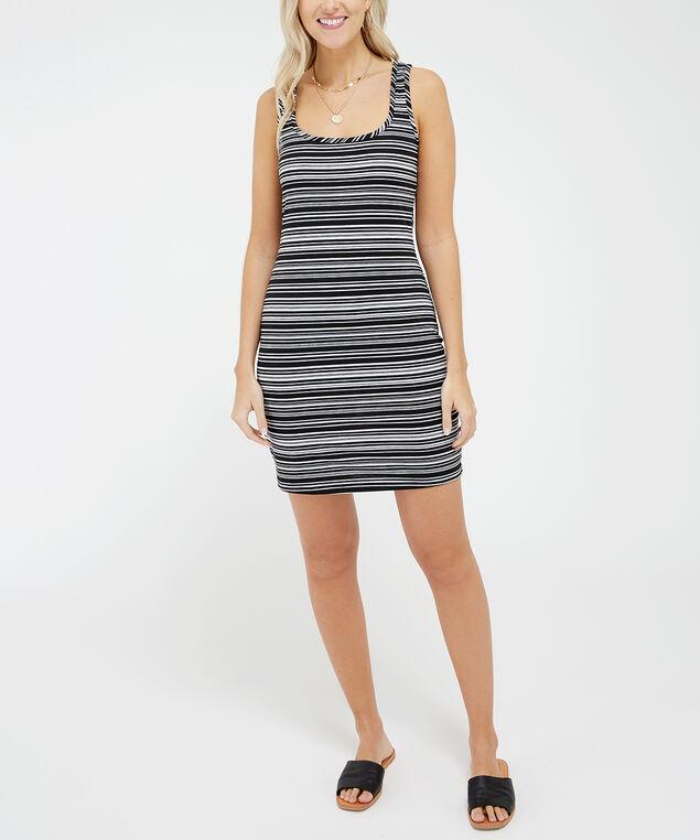 striped dress - wb, Stripe, hi-res