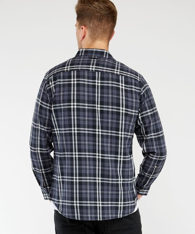 long sleeve shirt, Grey, hi-res