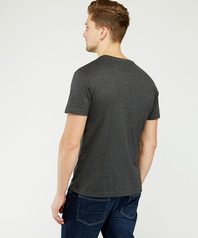 daddy shark t-shirt, Dark Grey