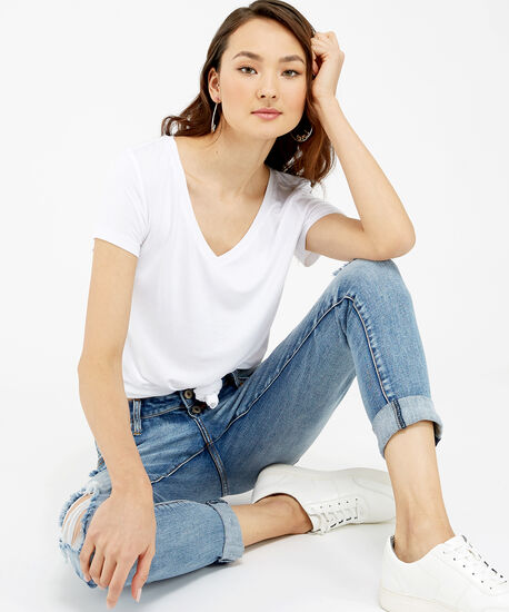 mid-rise skinny ankle - wb, , hi-res