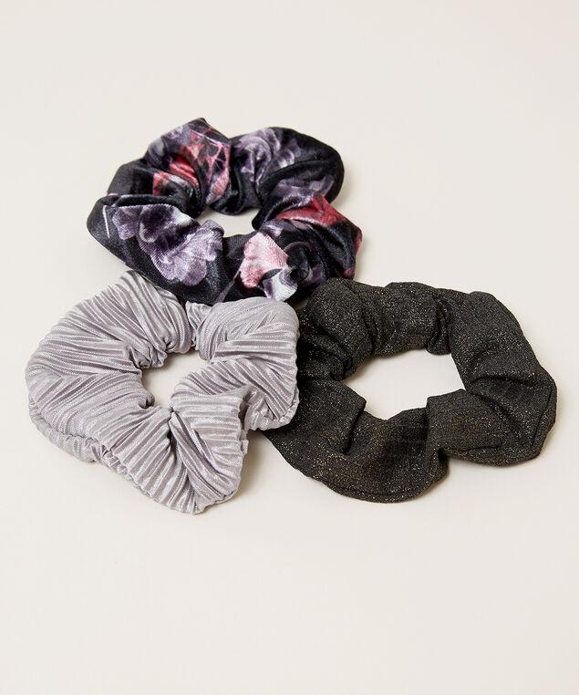 scrunchie 3 pack, multi, hi-res