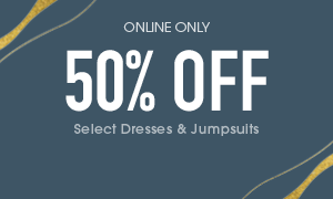 Flash Sale 50% off Dresses