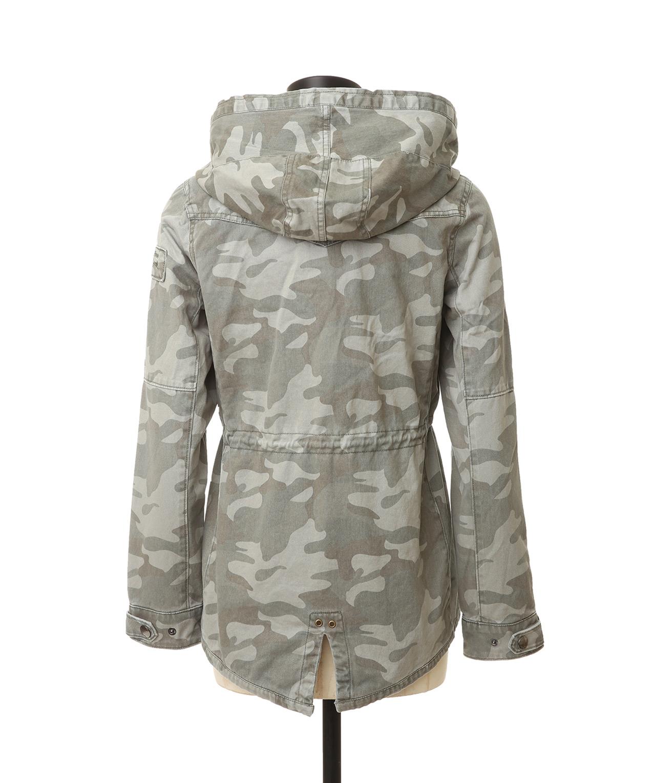 857373ec09931 ... hooded utility jacket, CAMO, hi-res ...