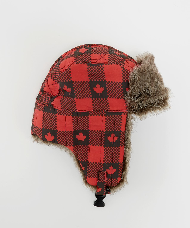 a968786092a54 ... mens buffalo check trapper hat