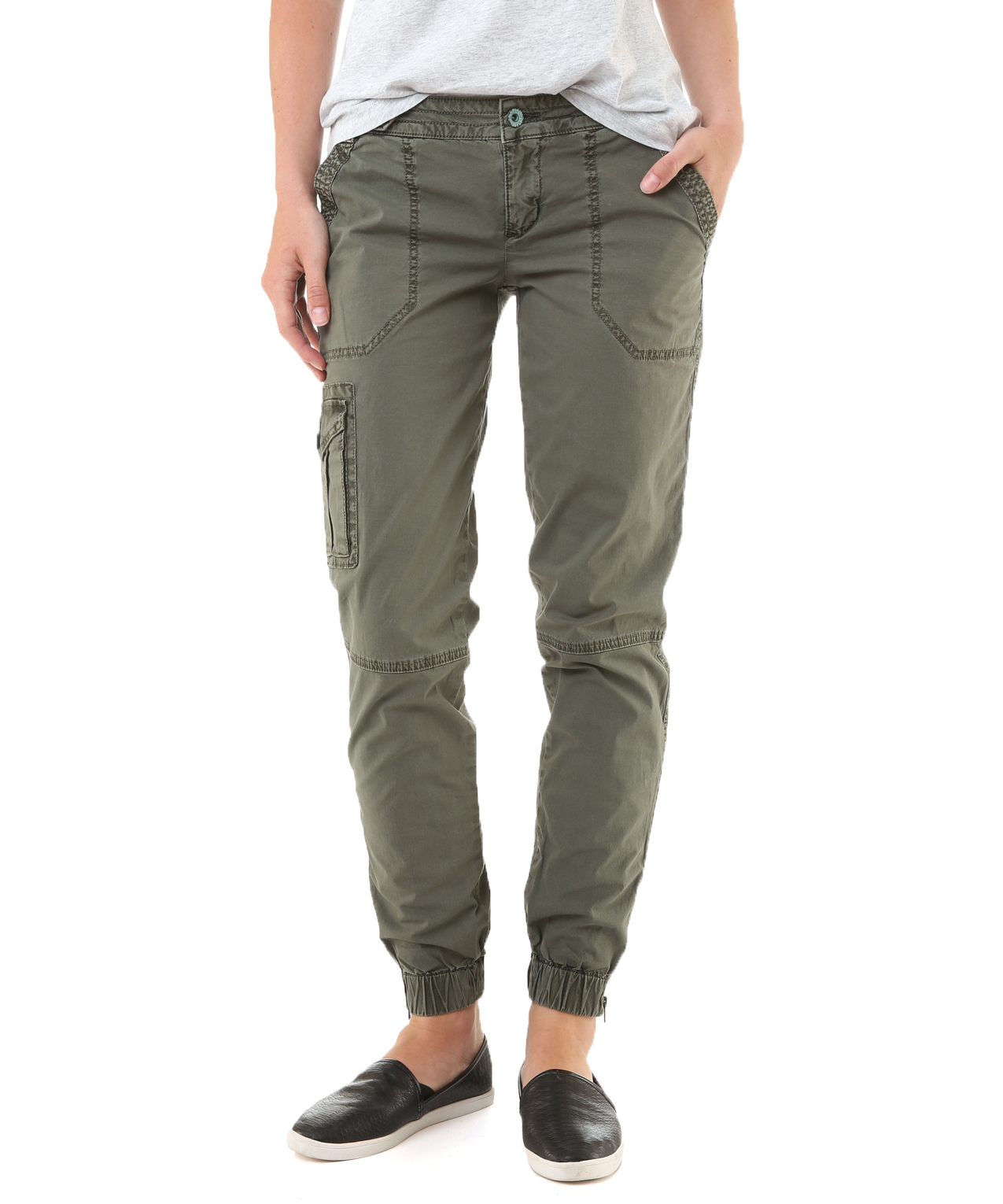 Cadet Cargo Skinny Military Guess