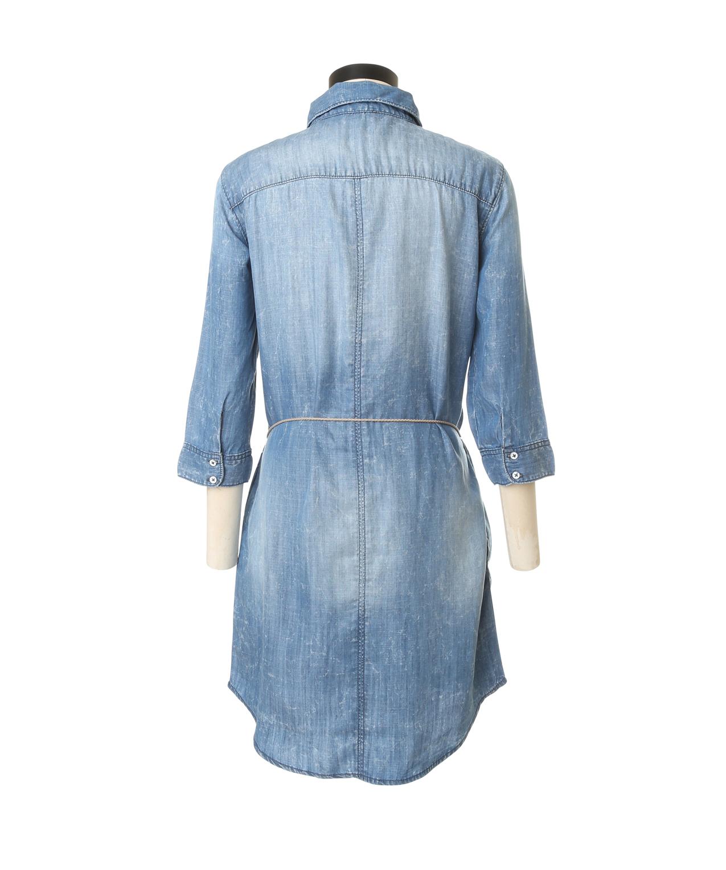 c8a3348598 ... henna denim shirt dress