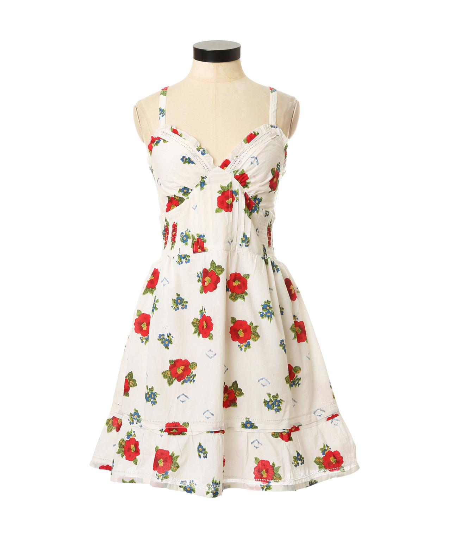 floral garden party dress triple 5 soul