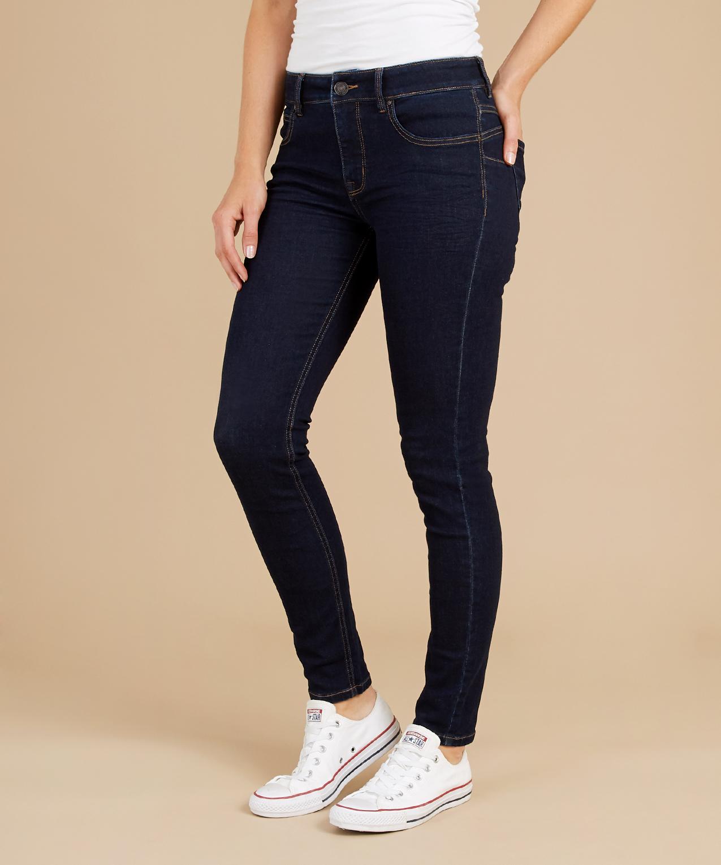 37fd8de88c skinny push-up high rise   bootlegger jeans