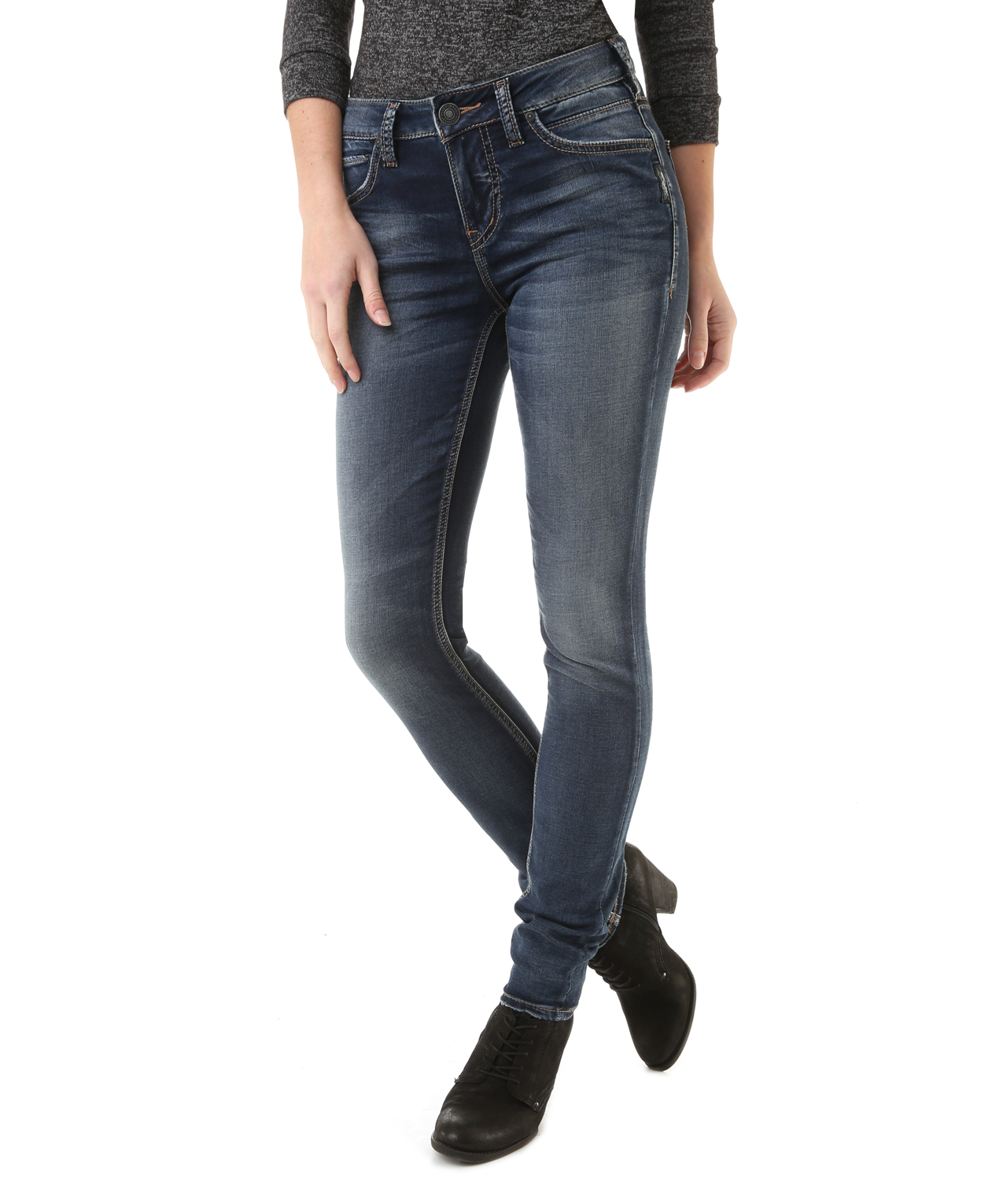 aiko high rise swl387 | silver jeans co