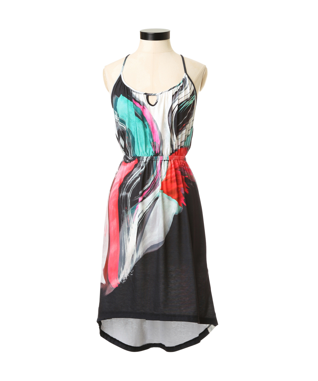 Paint Splatter Dress
