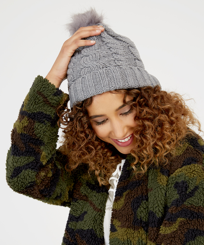ladies knit toque  b399c4d2fad