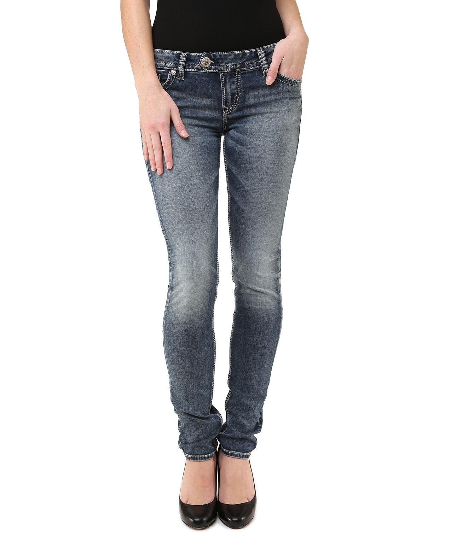Silver Jeans Bootlegger - Jeans Am