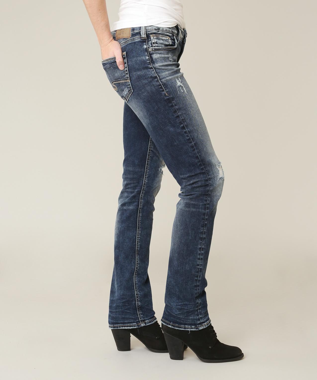 berkley low rise ssx309 | silver jeans co