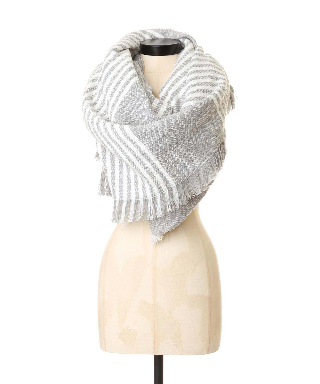 striped blanket scarf  80a6d7ffc