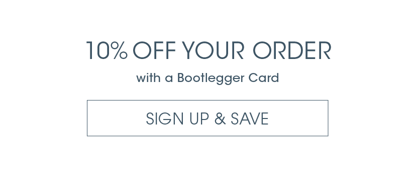 Save with a Bootlegger Card